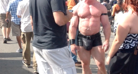 Tom Lord at Folsom Street Fair